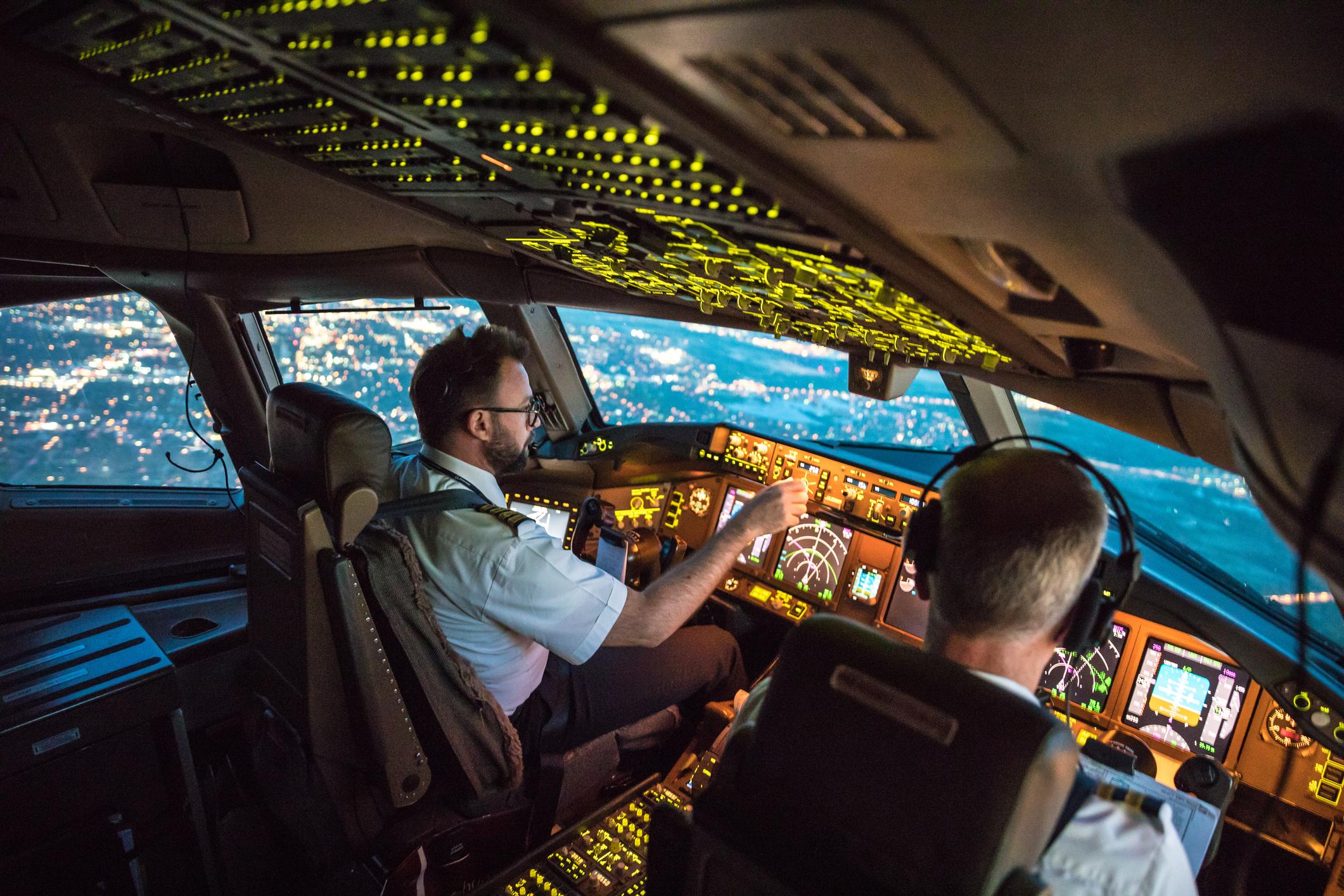 Pilot är ett drömjobb för många