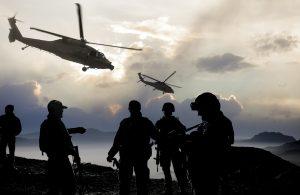 Försvarsmakten utbildar helikopterpiloter